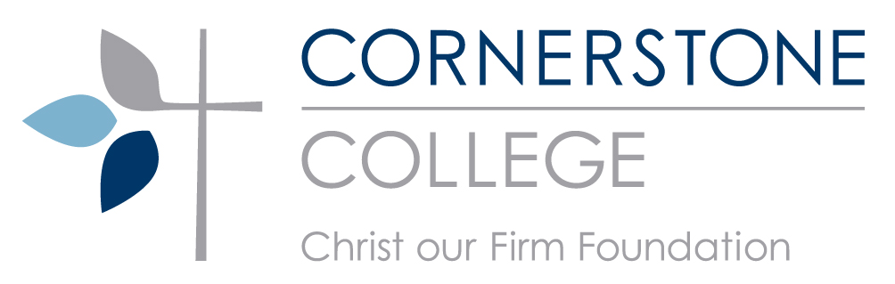 Cornerstone College | Christ our Firm Foundation